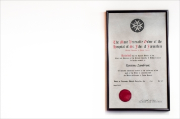 Most Venerable Order of the Hospital of St. John of Jerusalem (Canada)